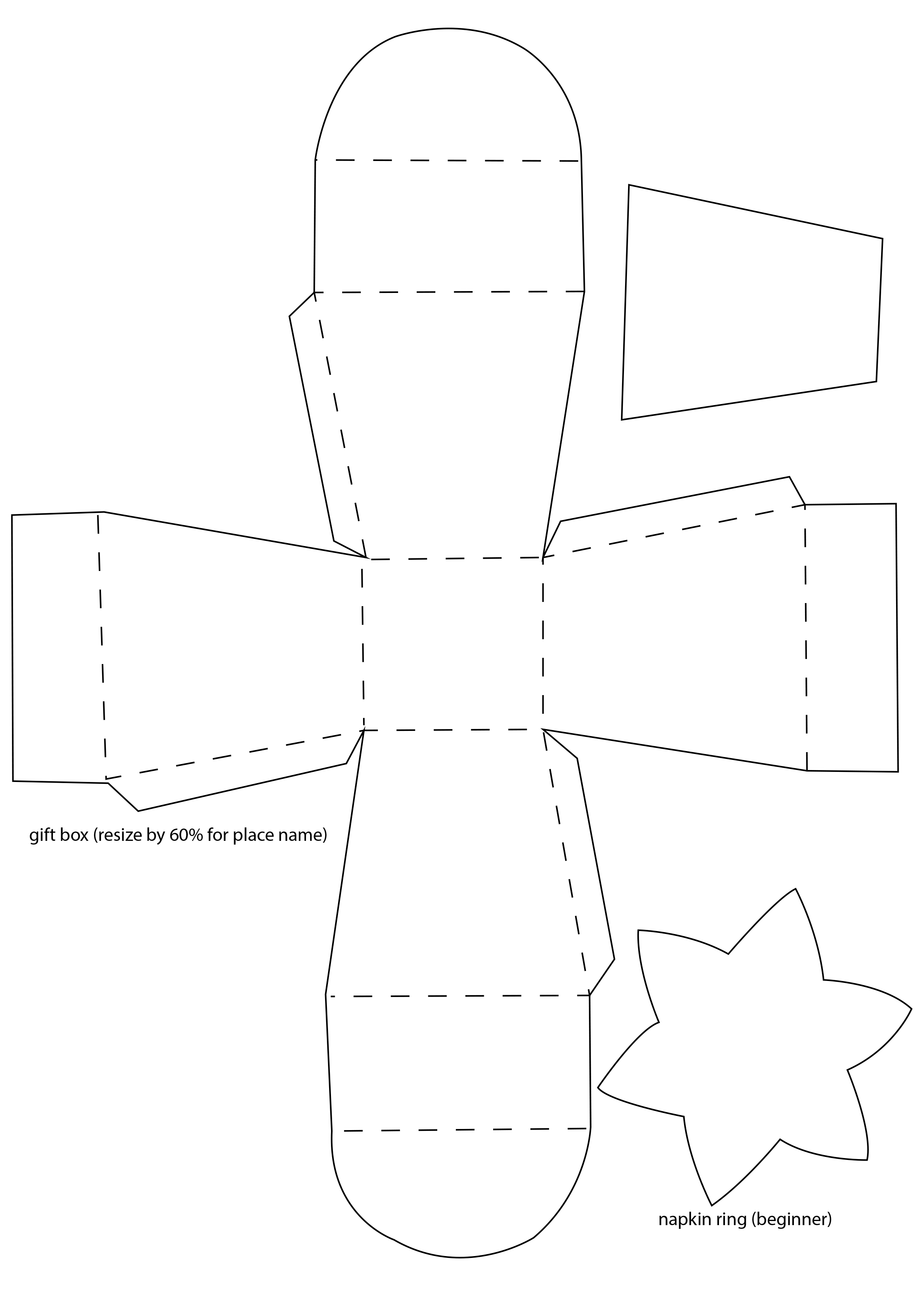 Simply cards papercraft 130 free downloads papercraftmagazines click here to download your gift box and napkin ring templates maxwellsz